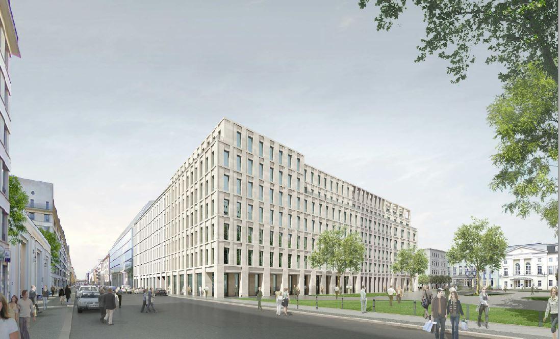 Wohn- und Geschäftshaus-Schumannstraße 7-Reinhardtstraße 30- PDT