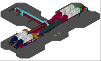 Synlab-Markkleeberg-Laborgebäude-Lüftungsgeräteaufstellung-Dach