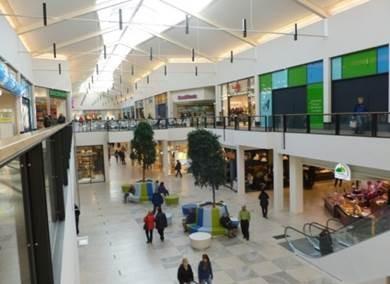 Einkaufszentrum Arsenal Wittenberg