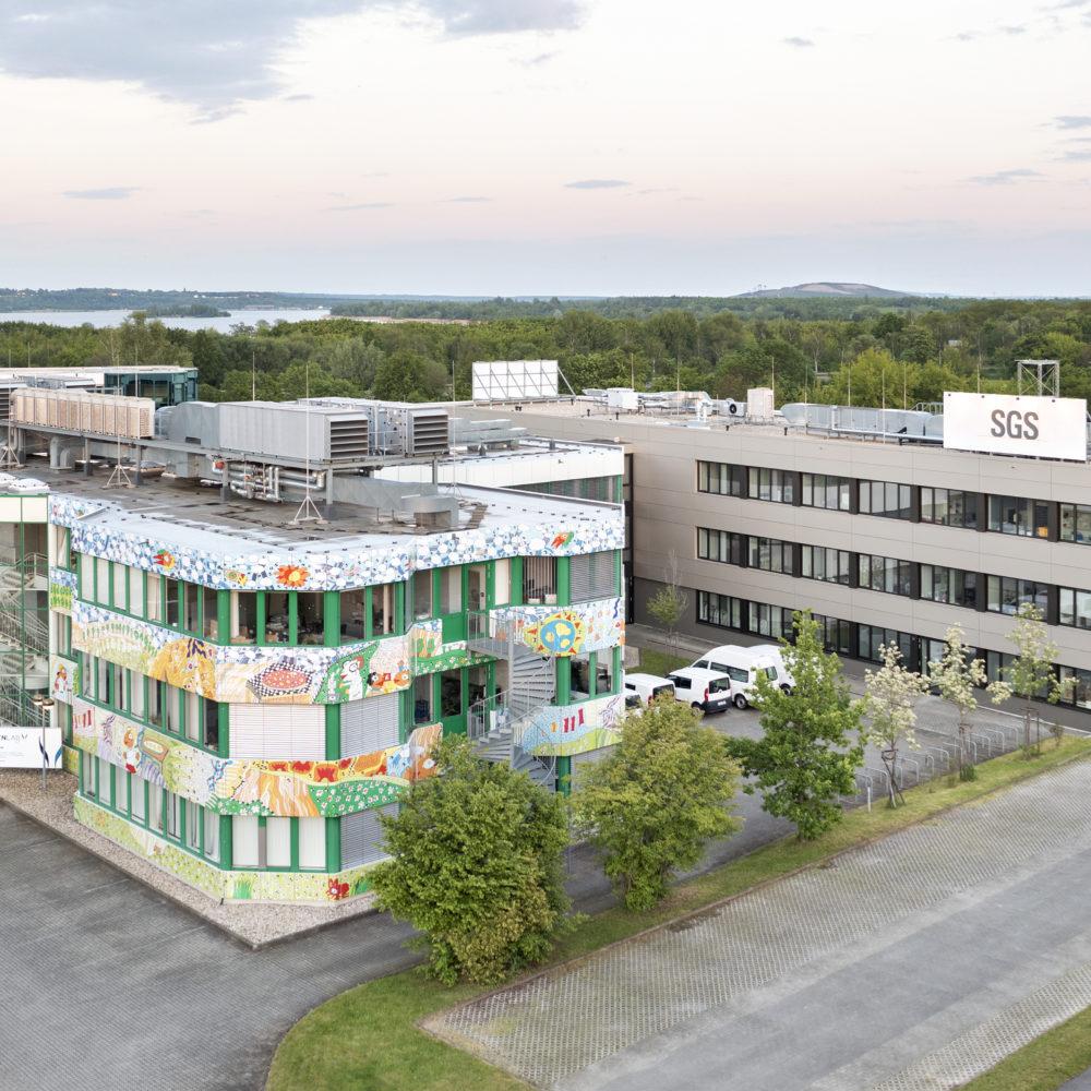 Laborgebäude Markkleeberg – Synlab