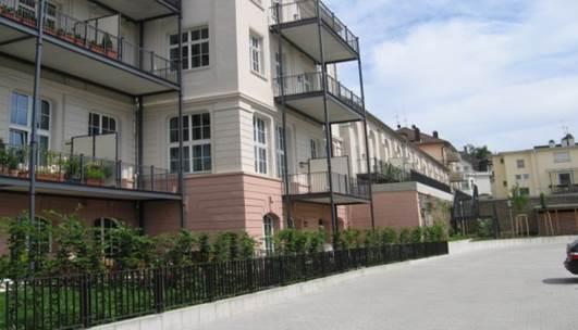 Baden Baden Wohnungen-Batschari Palais