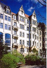 Umbau und Modernisierung Dittrichring 16, Leipzig