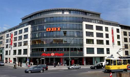 Einkaufszentrum Berlin Pankow