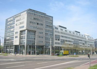 Technisches Rathaus, Prager Straße Leipzig