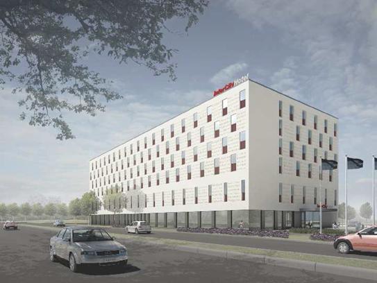 Hotel Berlin-Hauptstadt-InterCityHotel