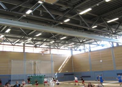 Sporthalle Rabet