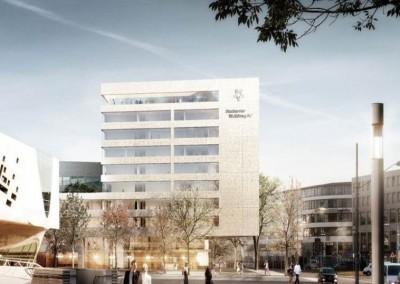 WET Wolfsburger Energie Tower – Fluiddynamische Simulation für einen Büroraum