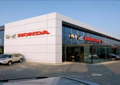 Auto- und Motorradhaus Honda-Schmidt