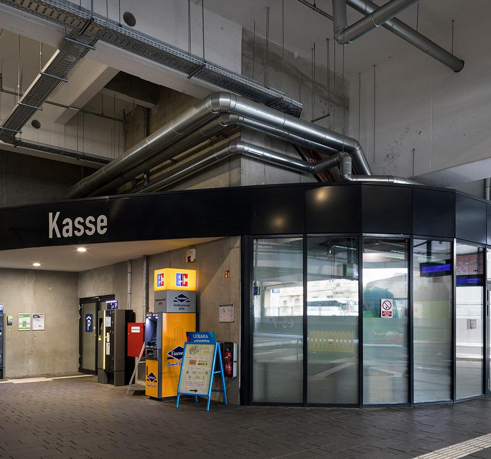 Fernbusterminal Leipzig