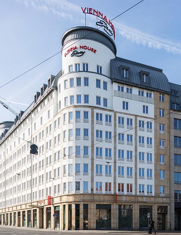 vienna house planung technische gebäudeausrüstung hotel