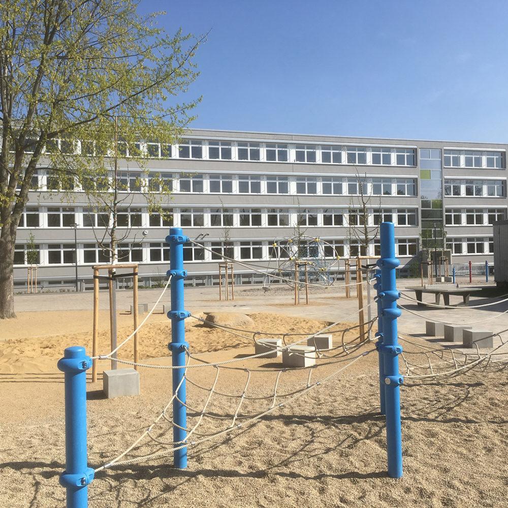 Grundschule an der Bernhard-Göring-Straße