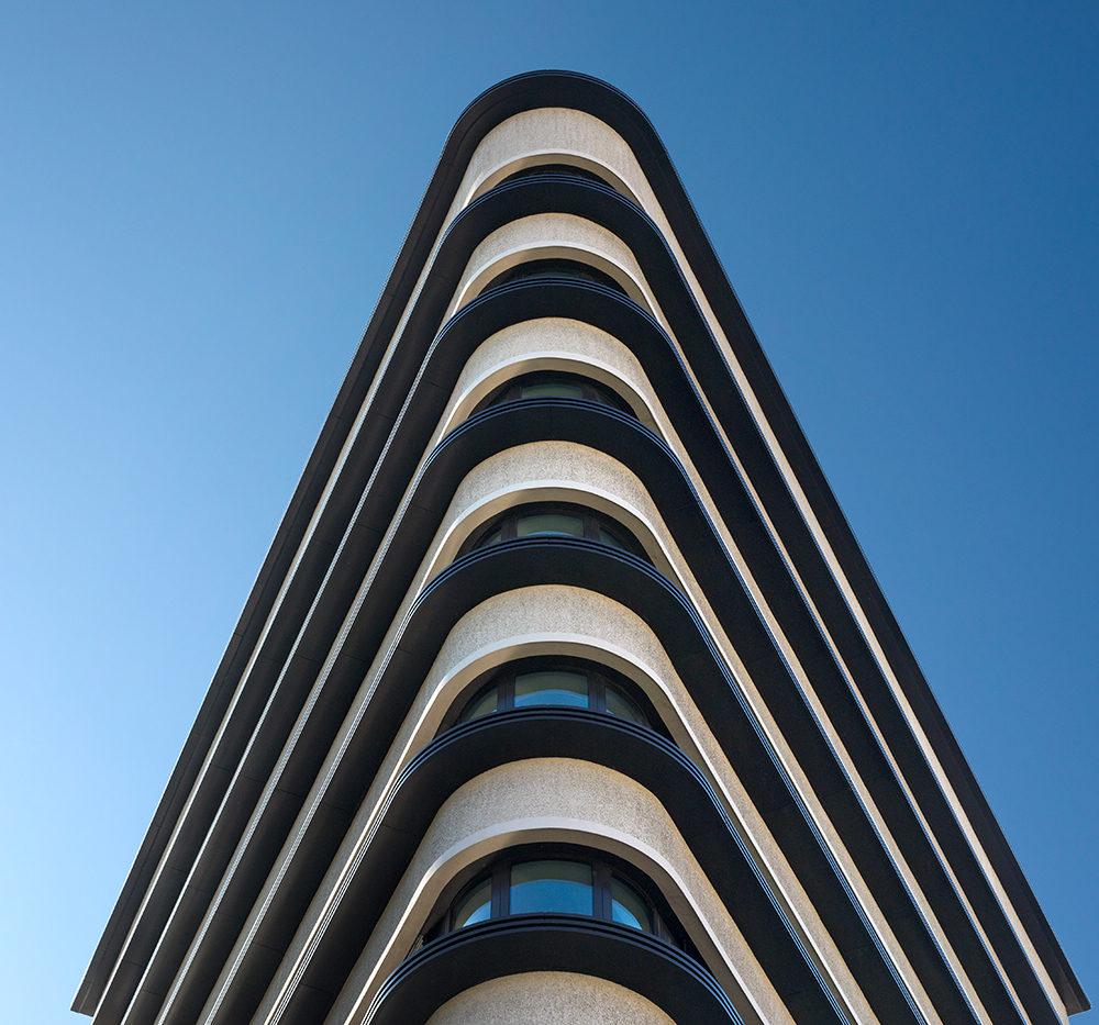 Bürogebäude TRIAS