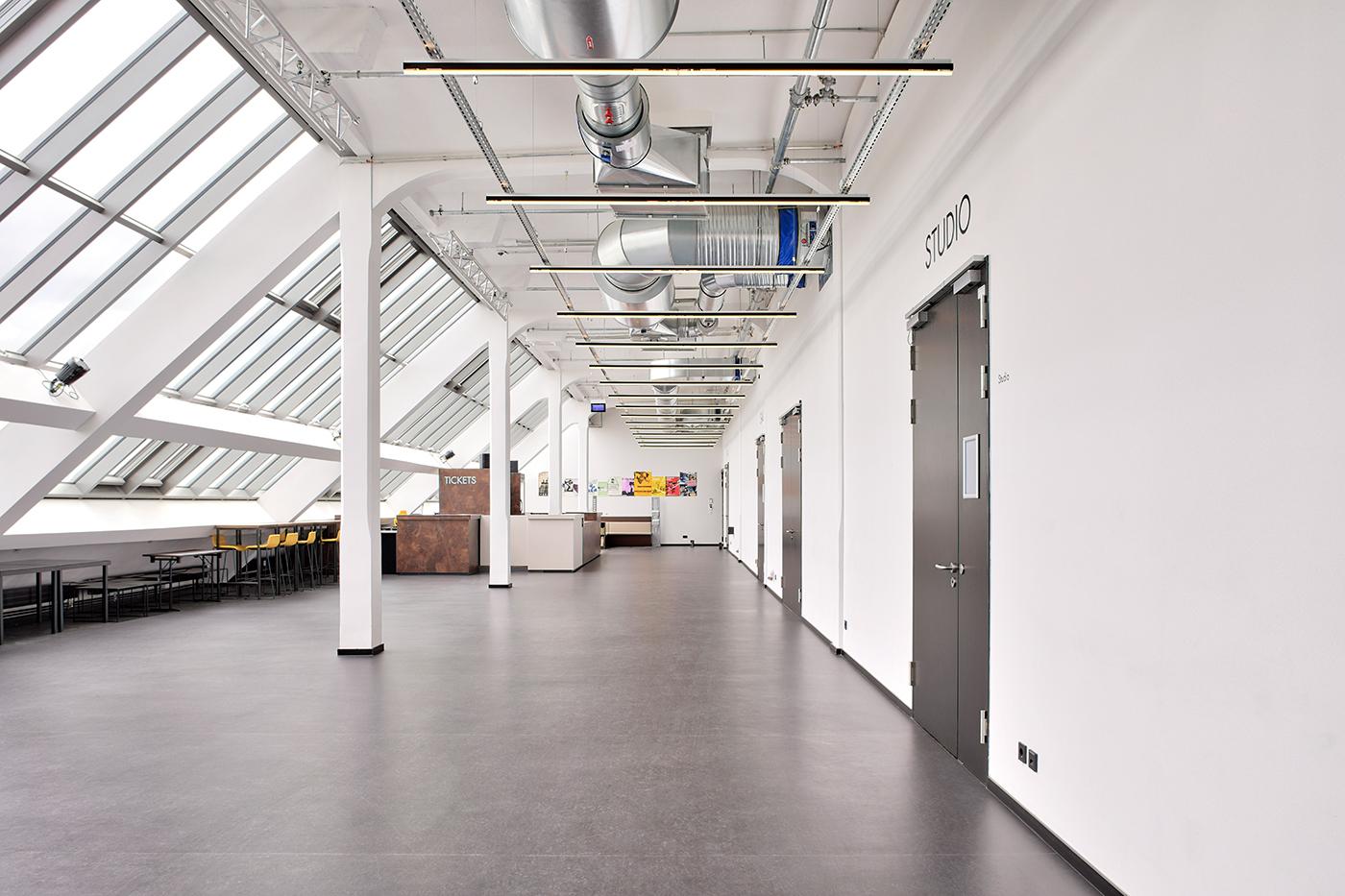 Ansicht Proberaum Tanzstudio